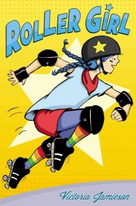 Cover of the book Roller Girl by Victoria Jamieson