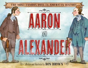 Aaron and Alexander cover